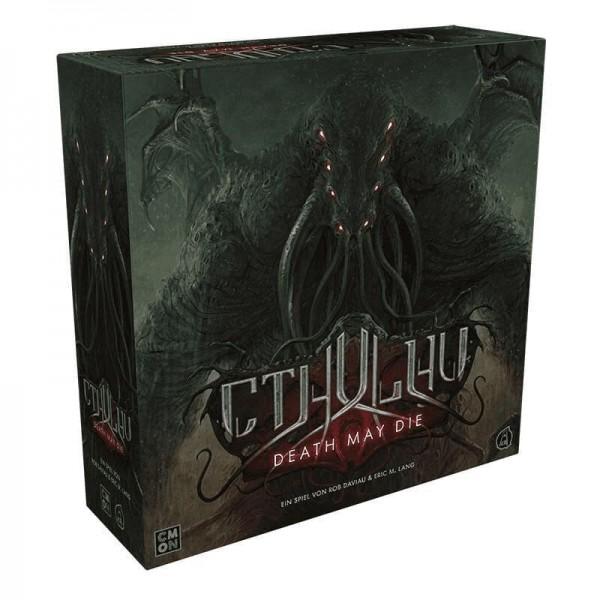 Cthulhu - Death May Die - Grundspiel (Staffel 1) (DE)