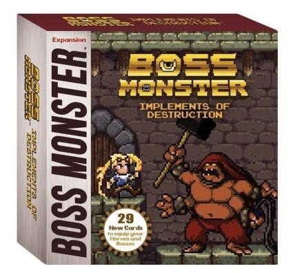 Boss Monster: Implements of Destruction Expansion (engl.)