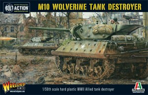 Bolt Action: US M10 Tank Destroyer/ Wolverine