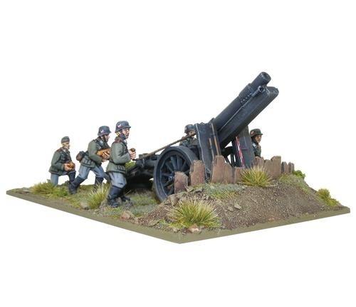 Bolt Action: Blitzkrieg 15cm schweres Geschütz (39-42)