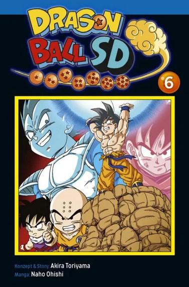 Dragon Ball SD Band 6