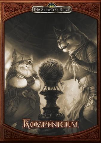 Die Schwarze Katze - Meisterschirm & Kompendium