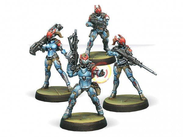 Infinity: Neoterra Bolts