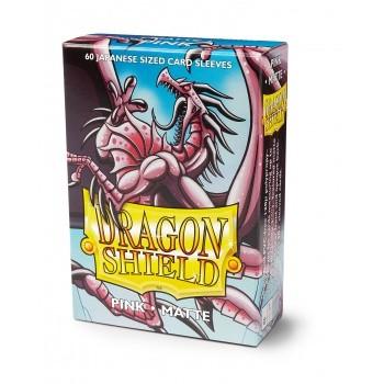 Dragon Shield Japanese Matte Pink (60 Stück)
