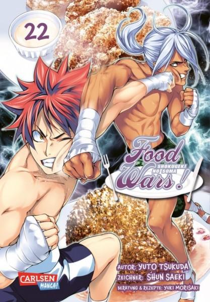 Food Wars - Shokugeki No Soma Band 22