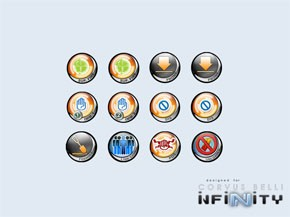 MicroArt: Infinity Tokens Special 02 New Version N3 (12)