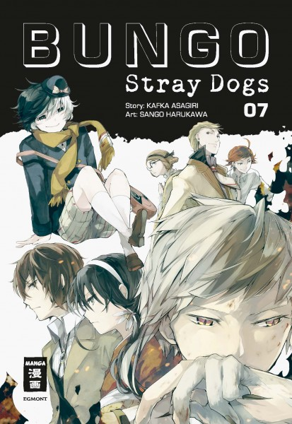 Bungo Stray Dogs Band 07
