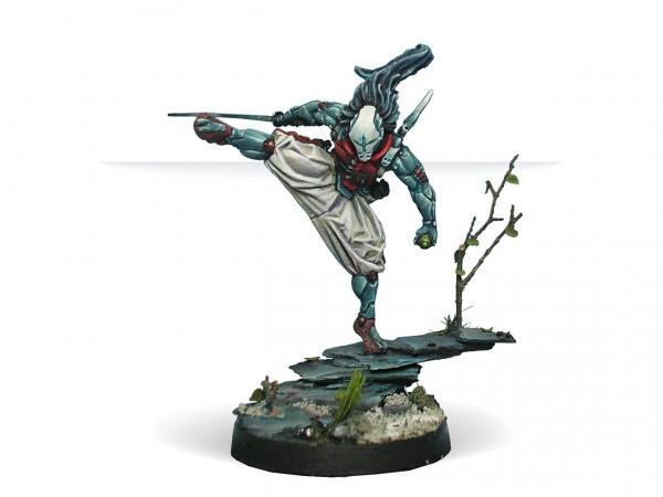 Infinity: Saito Togan (Combi Rifle, EXP CCW)