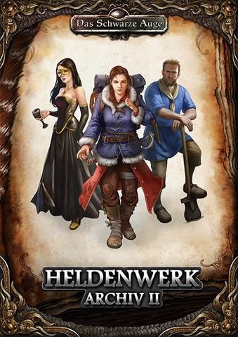 DSA5 Heldenwerk-Archiv 2