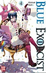Blue Exorcist Bd. 04