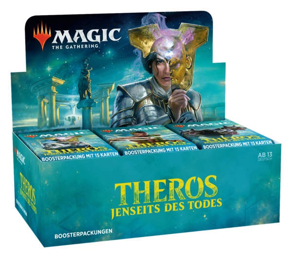 Theros Jenseits des Todes Booster Display (36) (DE)
