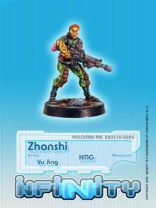 Infinity: Zhanshi (HMG)