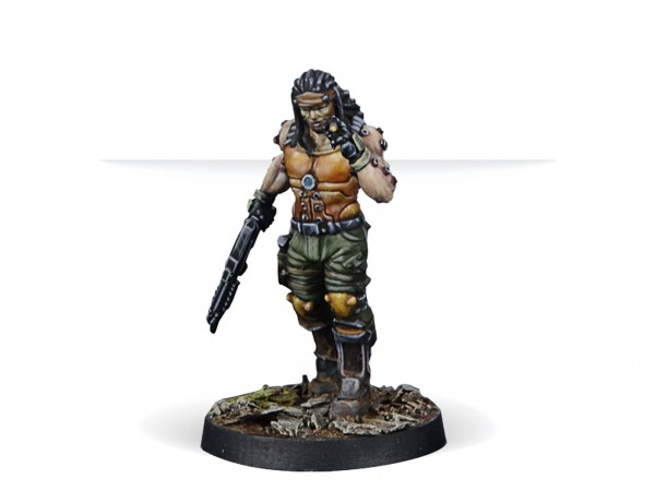 Joe 'Scarface' Turner, Mercenary TAG Pilot 2017