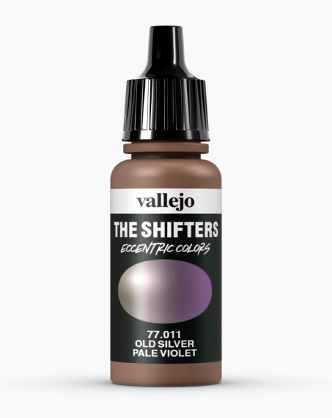 Vallejo Shifters 011 - Old Silver Pale Violet 17ml