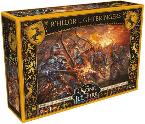 A Song of Ice & Fire - R'hllor Lightbringers (DE)