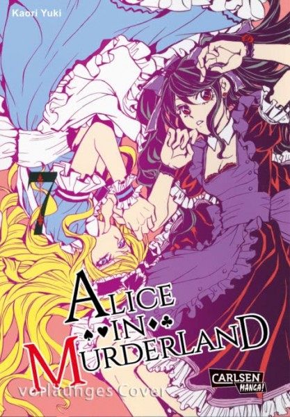 Alice in Murderland Band 7
