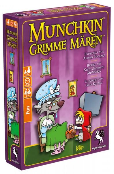 Munchkin: Grimme Mären dt.