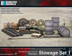 German Stowage Set 1 (1/56)