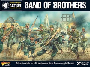 """Bolt Action: Starterset 2.Edition """"Band of Brothers"""" (engl.)"""