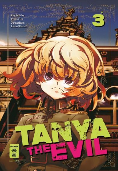 Tanya the Evil Band 03