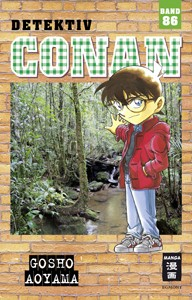 Detektiv Conan: Conan 86