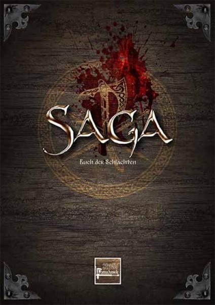 SAGA Buch der Schlachten 2.Edi (DE)