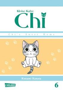 Kleine Katze Chi Band 06