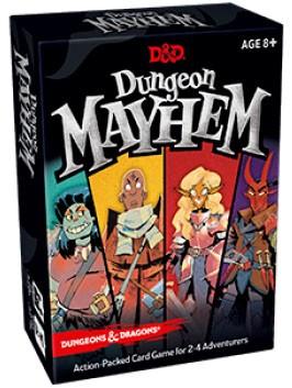 D&D Dungeon Mayhem (engl.)