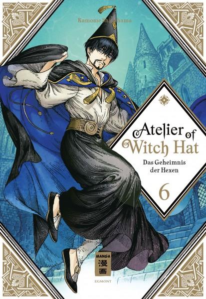 Atelier of Witch Hat Band 06: Das Geheimnis der Hexen