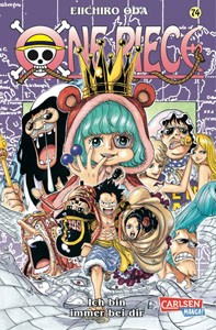 One Piece Band 74