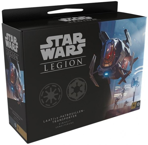 LAAT/le-Patrouillentransporter (DE) - Star Wars Legion