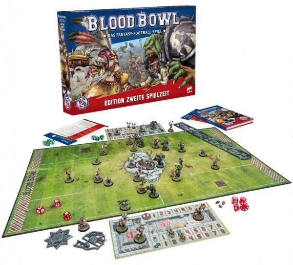 Blood Bowl Edition Zweite Spielzeit Starter Set (deutsch)