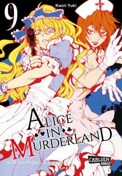 Alice in Murderland Band 9