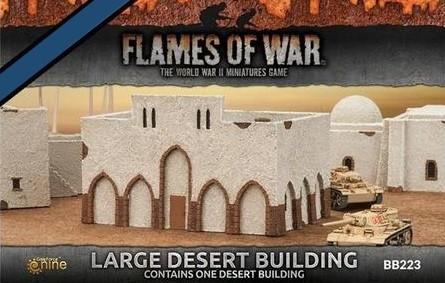 Large Desert Building (1)