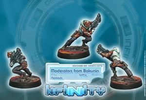 Infinity: Moderators from Bakunin (Spitfire)