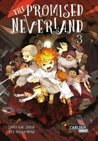 The Promised Neverland Band 03