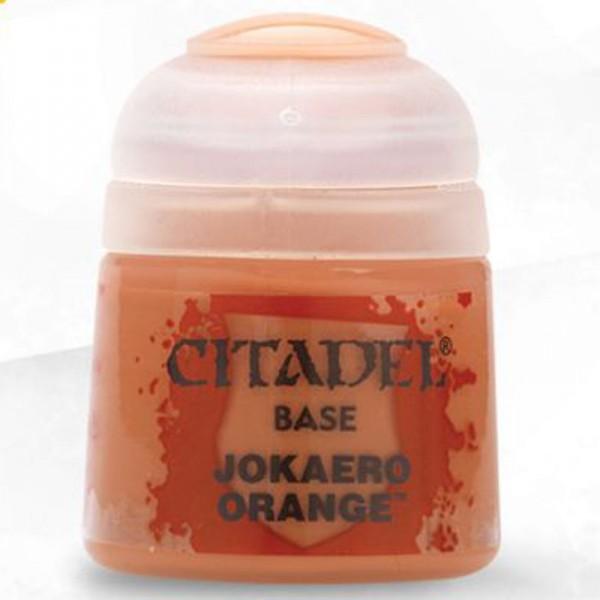 Base: Jokaero Orange 12ml