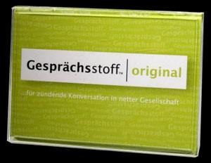 Gesprächsstoff: Original