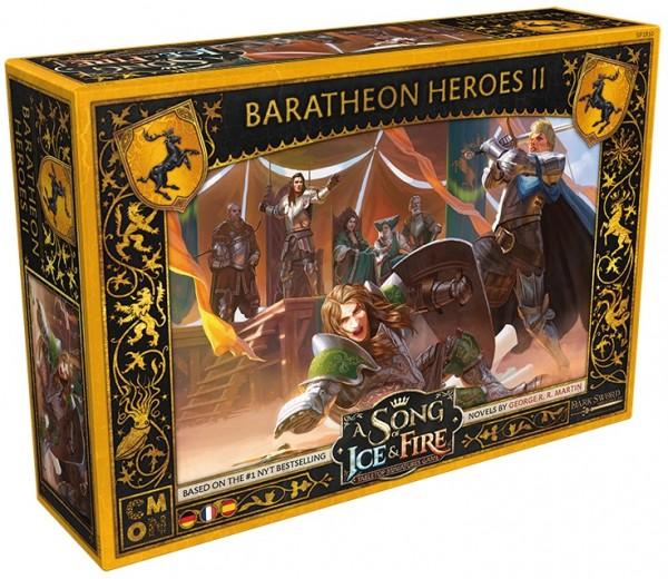 A Song of Ice & Fire - Baratheon Heroes #2 (DE)