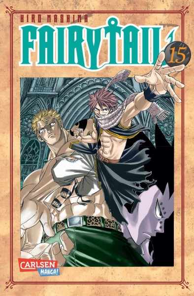 Fairy Tail Bd. 15