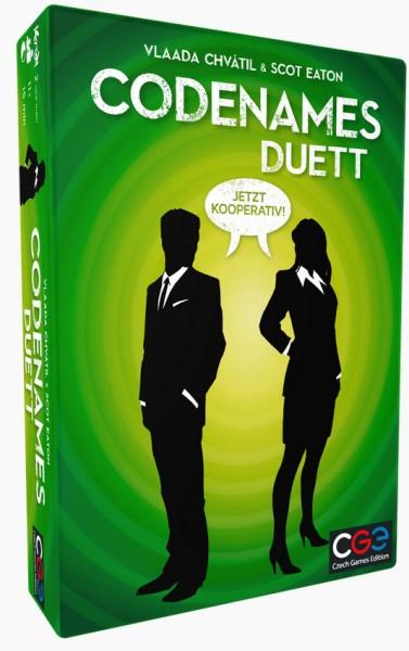 Codenames - Duett (deutsch)