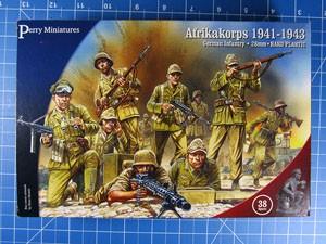 Perry Miniatures: German Afrika Korps