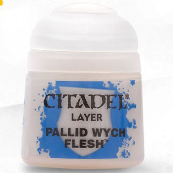 Layer: Pallid Wych Flesh 12ml