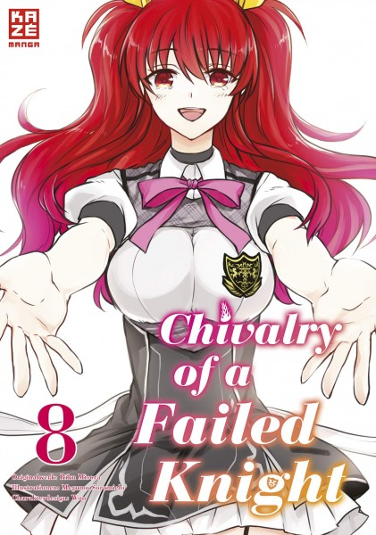 Chivalry of a Failed Knight - Band 08