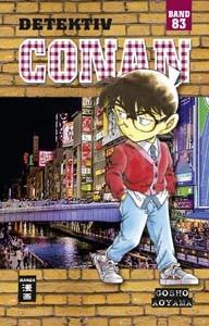 Detektiv Conan: Conan 83