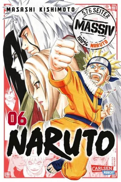 Naruto: Naruto Massiv Band 06