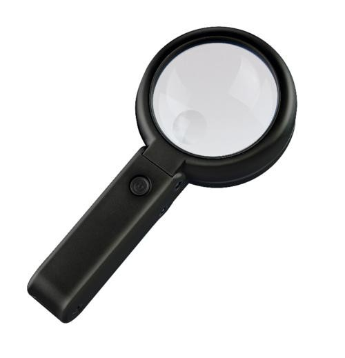 Vallejo Tool - Lightcraft Foldable Led Magnifier