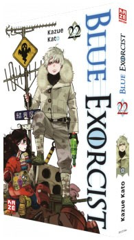Blue Exorcist Bd. 22