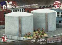 Team Yankee Oil Tanks