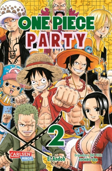 One Piece Party Band 02